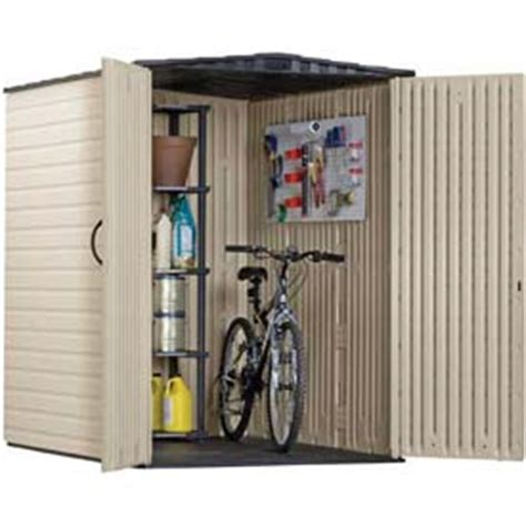 rubbermaid garden tool storage shed buildings storage sheds sheds plastic rubbermaid