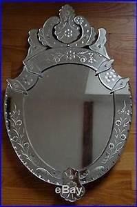 Miroir Vénitien Ancien : meubles et d coration miroir ~ Preciouscoupons.com Idées de Décoration