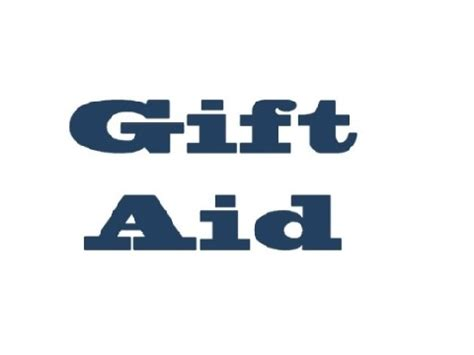 Image result for gift aid