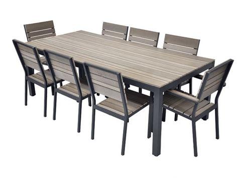 chaise aluminium pas cher table jardin aluminium pas cher table et chaise jardin pas