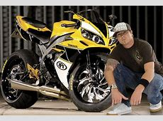 A New Approach Towards The Yamaha R1 By Roland Sands Top
