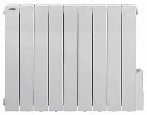 Prix Radiateur Electrique : radiateur lectrique atoll avec cpl intgr acova ~ Premium-room.com Idées de Décoration