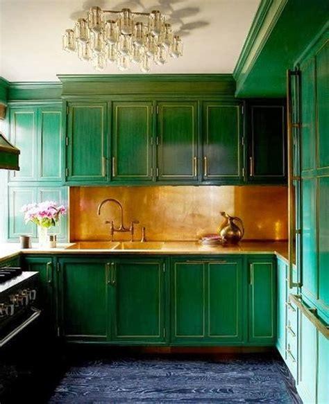 green kitchen ideas 15 cheery green kitchen design ideas rilane