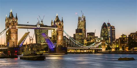 Colours of London at Night | Landscape, Events, Aerial ...