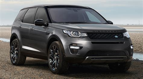 Land Rover Discovery Sport Image by 2017 Land Rover Discovery Sport Gets Added Tech