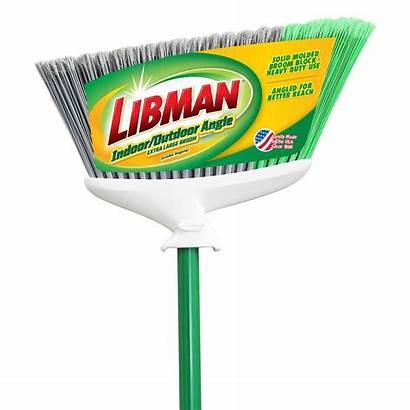 Angle Broom Libman Indoor Outdoor Extra Brooms