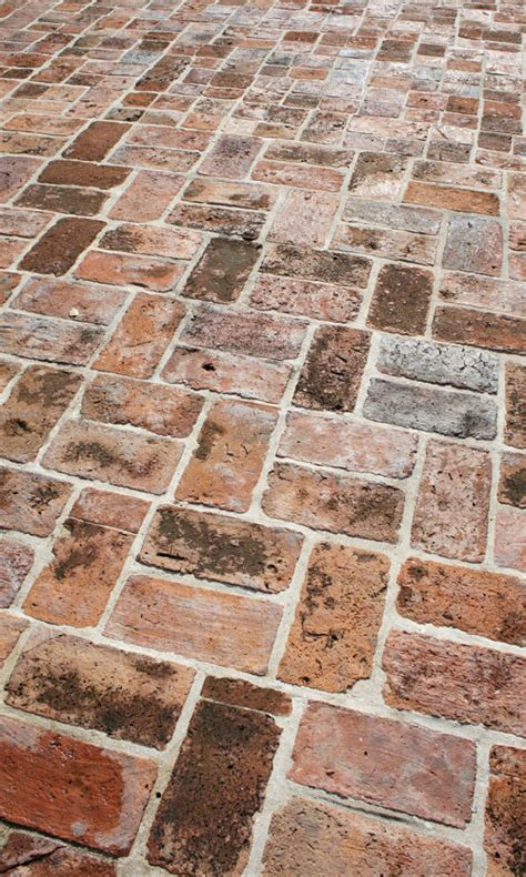 brick hardscape for terraces pathways thai garden design
