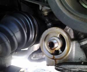 Oil Leak Near Oil Filter