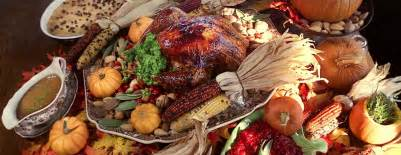 thanksgiving dinner the way the pilgrims did it the garden
