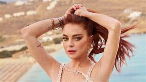 Lindsay Lohan Reveals Her Advice to Young Women, Obsession ...