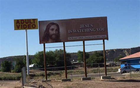 Funny Billboard Graffiti unfortunate ad placements  fortunate 600 x 376 · jpeg