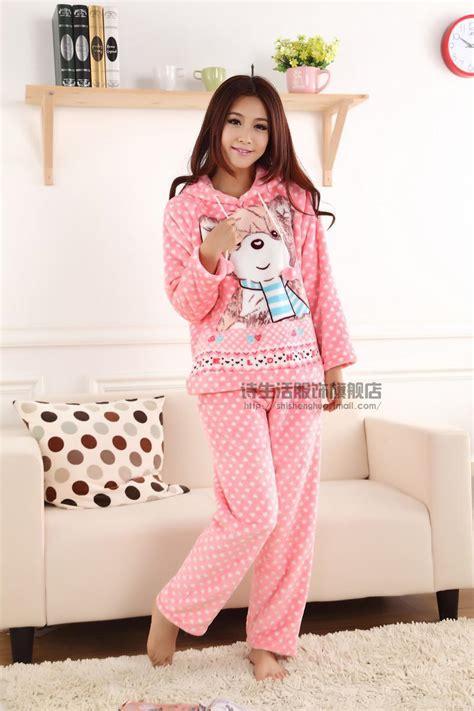 pyjama femme velours