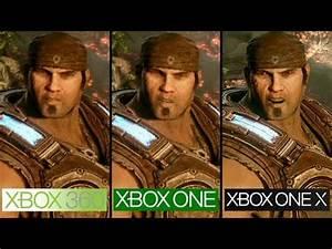 Xbox One X Spiele 4k : gears of war 3 xbox 360 vs xbox one vs xbox one x ~ Kayakingforconservation.com Haus und Dekorationen