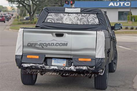 Dodge Truck Tailgate 2020 by 2019 Ram 1500 Split Rear Tailgate Spotted In