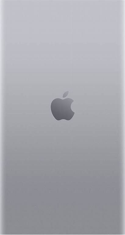 Apple Iphone Plus Silver Wallpapers Gray Grey