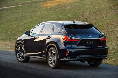 lexus jeep all new 2016 lexus rx breaks cover in new york w video