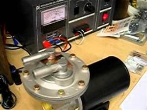 Pompe A Fioul Electrique : pompe lectrique de d pression youtube ~ Melissatoandfro.com Idées de Décoration