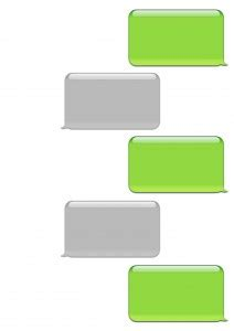 blank text message iphone image gallery iphone message