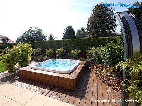 Whirlpool Fuer Den Garten by Freistehende Whirlpools Whirlpools Nrw F 252 R Den Garten