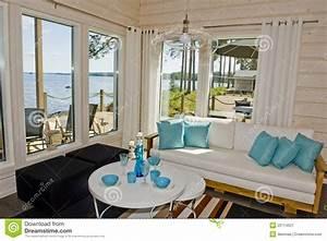 interieur scandinave de maison image stock image 20714621 With photos d interieur de maison