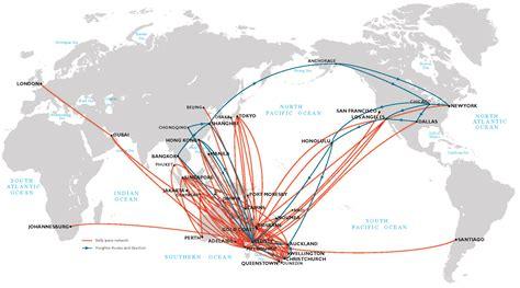 our freight network qantas freight
