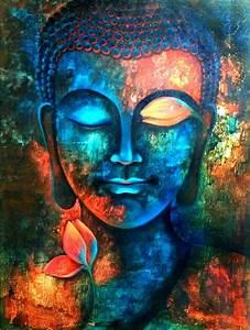 Best 25 Buddha Painting Ideas On Pinterest Buddha Drawing ...