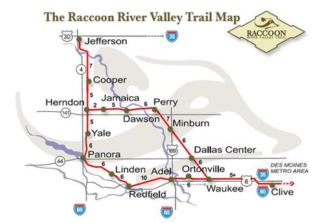 raccoon river valley trail dallas county ia