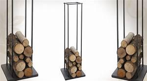 Range Bois Exterieur : range b ches vertical en m tal 115 cm ~ Edinachiropracticcenter.com Idées de Décoration