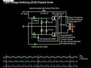 Zvs  Zero Voltage Switching  Flyback Driver