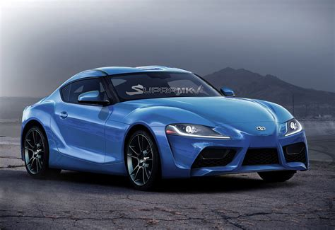 Pictures Of Toyota Supra by New Toyota Supra Rendering Comes With Ft 1 Concept