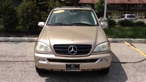 Michael close & thomas hart planner: 2004 Mercedes-Benz ML350 From Crown Mercedes-Benz of ...
