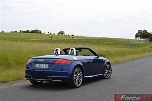 Audi Tt 1 : audi tt review 2016 audi tt roadster ~ Melissatoandfro.com Idées de Décoration