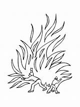 Coloring Fire Printable sketch template