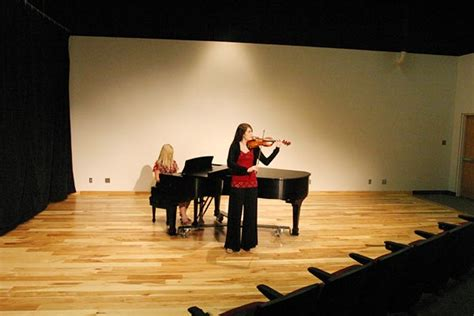 CU: Faculty Recital @ Cameron University Theatre