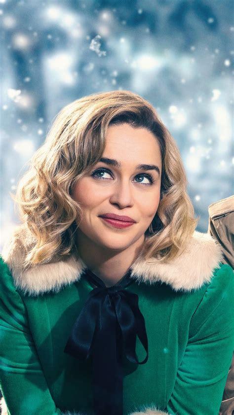 Wallpaper Last Christmas, Emilia Clarke, Henry Golding, 8K ...