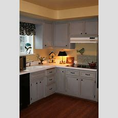Annie Sloan Chalk Paint Kitchen Makeover  For The Home