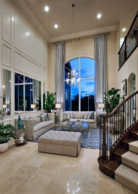 grand  story family room toll brothers  frenchman