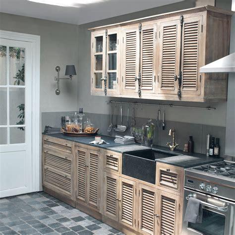 meuble de cuisine maison du monde meubles de cuisine indépendant et ilot maison du monde