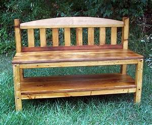 Items, Similar, To, Rustic, Reclaimed, Wood, Entryway, Hall, Bench, On, Etsy