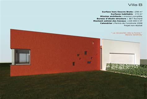 maisons modernes d architecte maison d architecte moderne et contemporaine en auvergne