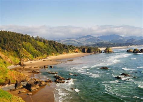 visit cannon beach on a trip to the usa audley travel