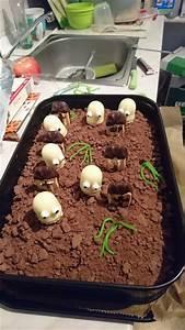 Halloween Rezepte Kuchen : halloween zombiegrab kuchen von sophie berlin ~ Lizthompson.info Haus und Dekorationen