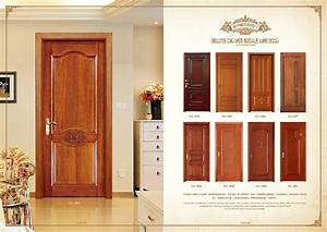 china modern house design wooden door door vents for With interior door designs for homes