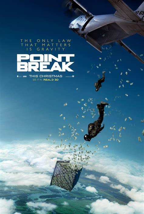 point break review  pointless remake collider