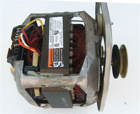 Maytag Washer Motor With