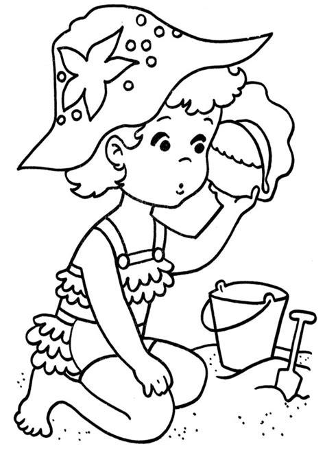 disegni  primavera da colorare  bambini