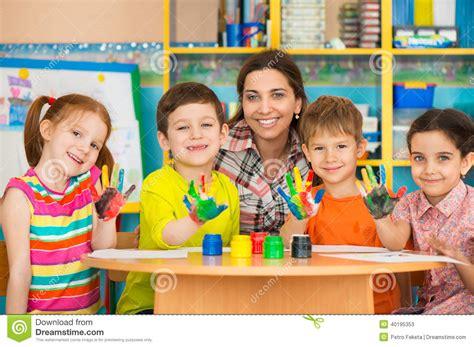 preschool pictures children drawing with at preschool class 981