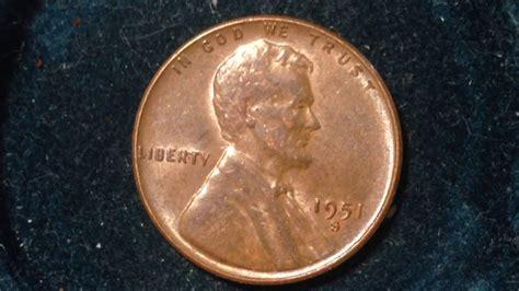 1951 S Wheat Penny (mintage 136 Million)