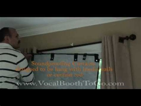 sound dening curtains uk soundproofing curtain
