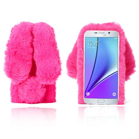 bling samsung galaxy note 3 rabbit hair soft tpu bling phone for samsung